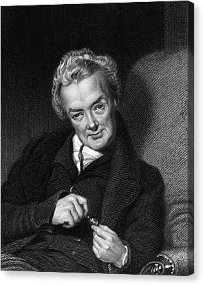 Abolitionist Canvas Print - William Wilberforce, British Politician by Middle Temple Library