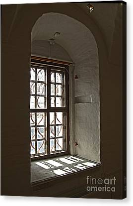 Window Sobor Canvas Print