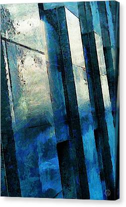 Windows Canvas Print by Gun Legler