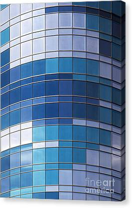 Windows Canvas Print by Jane Rix