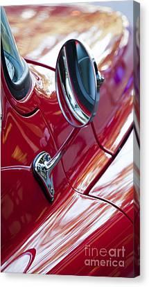 Wing Mirror Canvas Print