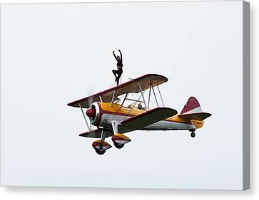 Wing Walker Canvas Print