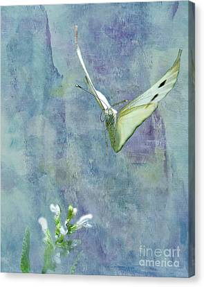 Winging It Canvas Print