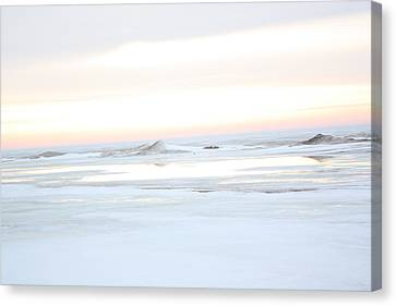 Winters Bright Light Canvas Print