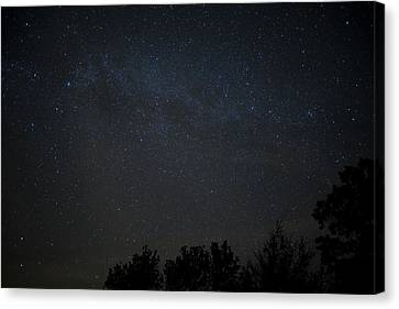 Wish Upon A Star Canvas Print by Sara Hudock