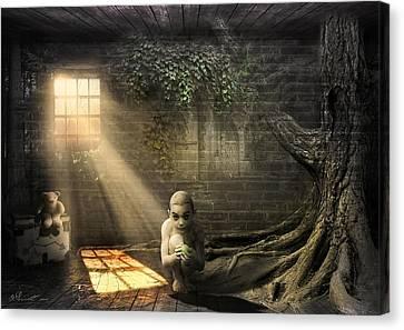 Wishing Play Room Canvas Print by Svetlana Sewell