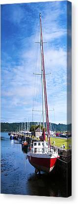 Yacht  Canvas Print by Svetlana Sewell