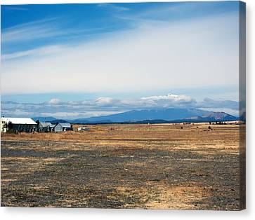 Yakima Valley Canvas Print by Tim Perry