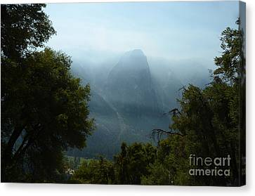 Yosemite Falls Hike Canvas Print