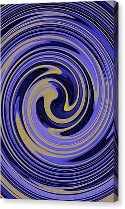 You Are Like A Hurricane Canvas Print by Bill Cannon