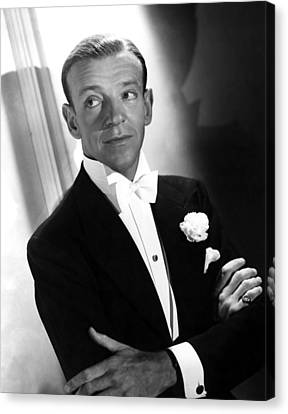 You Were Never Lovelier, Fred Astaire Canvas Print by Everett