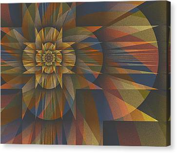 Z Divided By Z Minus 1 Canvas Print