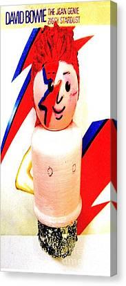 Ziggy Canvas Print by Ricky Sencion