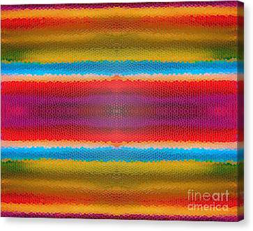 Zoolastic Canvas Print by Bruce Stanfield