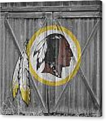 Washington Redskins Canvas Print