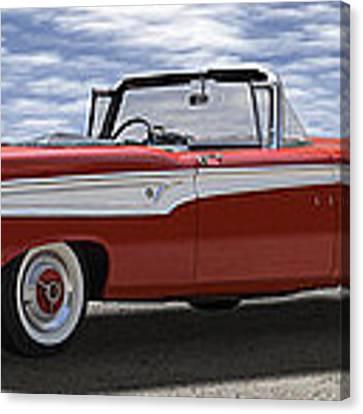 1959 Edsel Corsair Canvas Print