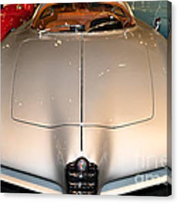 Alfa Romeo Bat 9 Dsc02654 Canvas Print by Wingsdomain Art and Photography