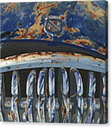 Big Buxom Buick Canvas Print
