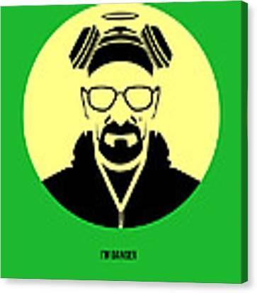 Breaking Bad Poster 3 Canvas Print