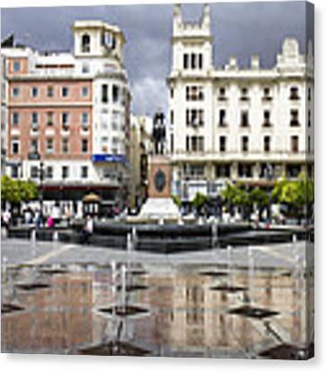 Cordoba Spain City Centre Canvas Print by Nathan Rupert