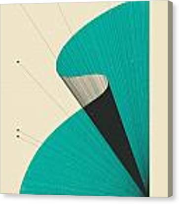 Deja Vu 4 Canvas Print