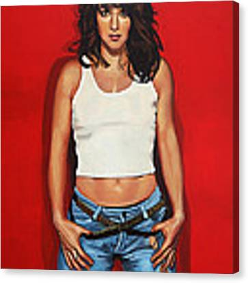 Ellen Ten Damme Painting Canvas Print