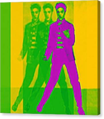 Elvis Three 20130215 Canvas Print by Wingsdomain Art and Photography
