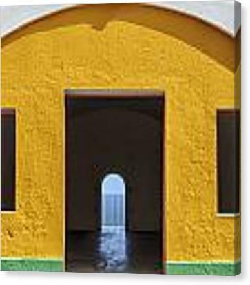 Fort Castillo San Felipe Del Morro Canvas Print by Bryan Mullennix
