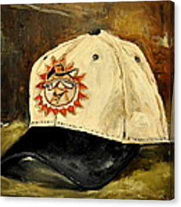 Hagerstown Suns Canvas Print