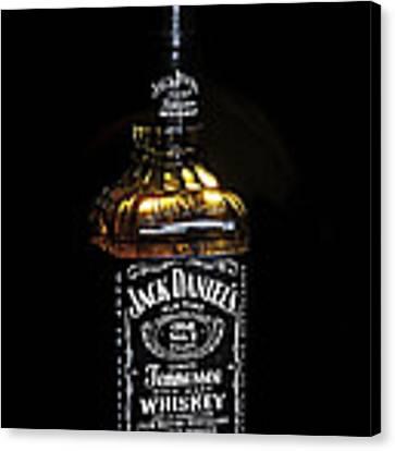 Jack Daniel's Old No. 7 Canvas Print by James Sage