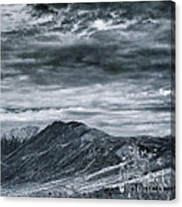Landshapes 30 Canvas Print by Priska Wettstein