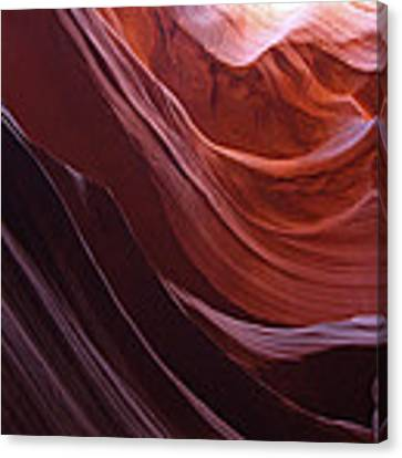 Lower Antelope Slot Canyon 15 Canvas Print by Jean Clark