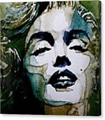 Marilyn No10 Canvas Print