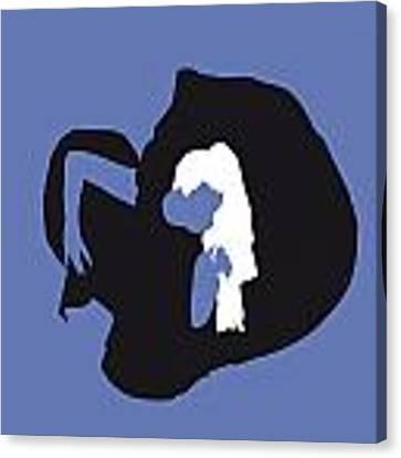 No038 My Lady Gaga Minimal Music Poster Canvas Print by Chungkong Art