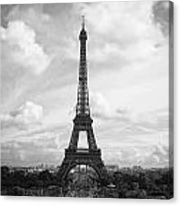 Paris Scenery II Canvas Print by Stefan Nielsen