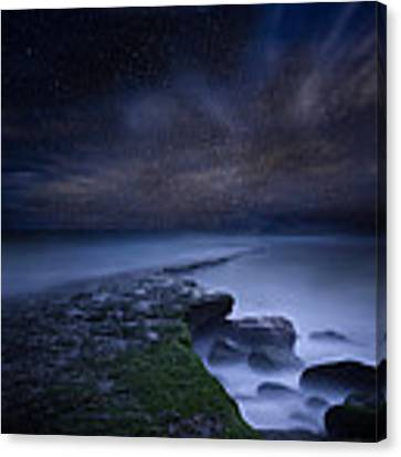 Path To Infinity Canvas Print by Jorge Maia