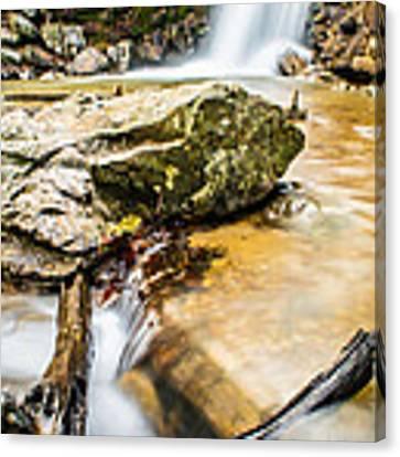 Peavine Falls  Canvas Print by Parker Cunningham