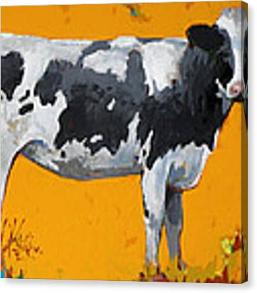 People Like Cows #16 Canvas Print by David Palmer