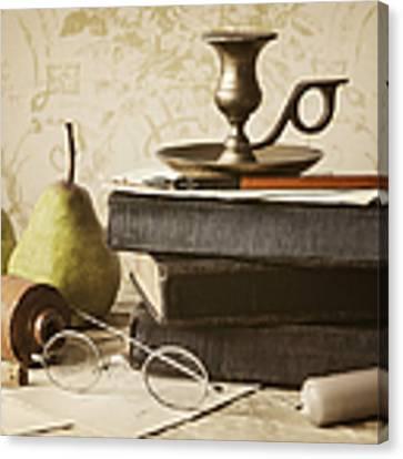 Poet's Corner Canvas Print
