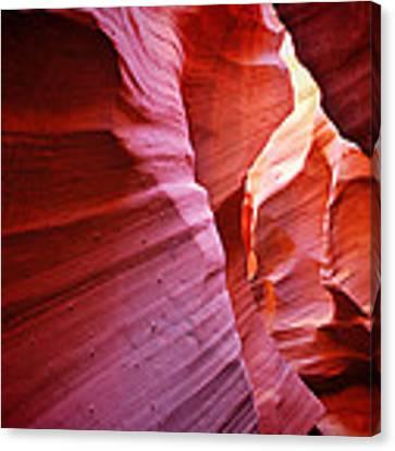 Rattlesnake Canyon - Arizona Canvas Print by Gregory Ballos