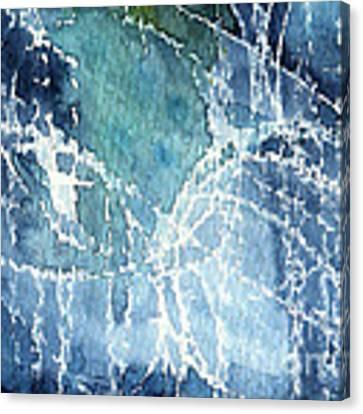 Sea Spray Canvas Print