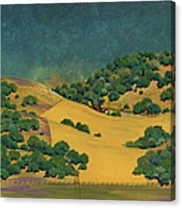 Spencer's Flock Canvas Print