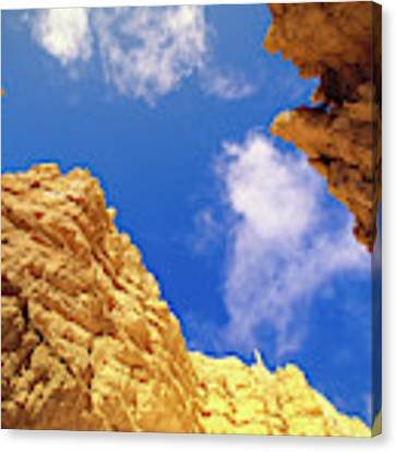 View From Of Bryce Canyon Canvas Print by Yva Momatiuk John Eastcott