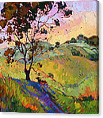 Wind In The Wisp Canvas Print