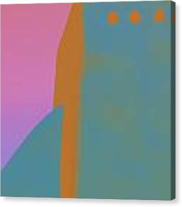 Adobe Walls Number 3 Canvas Print