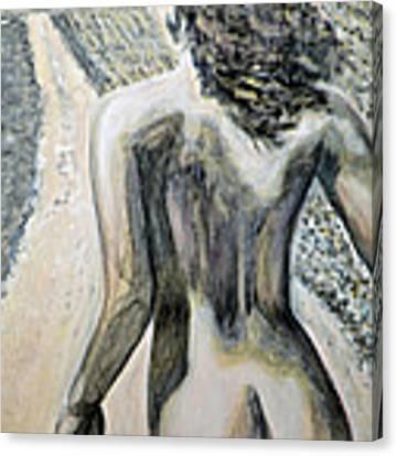 Escape Canvas Print by Augusta Stylianou