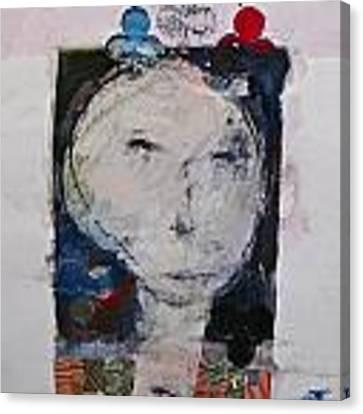 False Start Canvas Print by Cliff Spohn