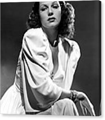Rita Hayworth, Columbia Pictures, 1939 Canvas Print by Everett