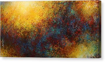 ' Children Of The Sun ' Canvas Print by Michael Lang