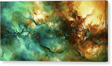 ' Alluring Space ' Canvas Print by Michael Lang